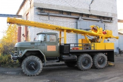 УРБ 2А-2 на базе УРАЛа