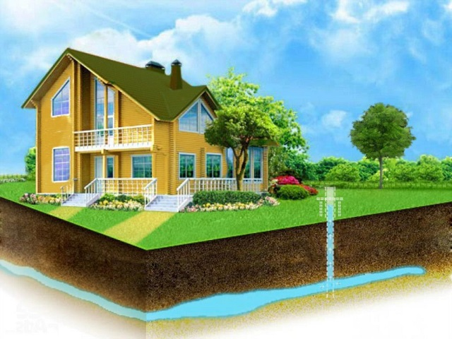 Бурение скважин на воду в Ломоносовском районе